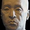 Philosopher/Portrait of Ming Lu