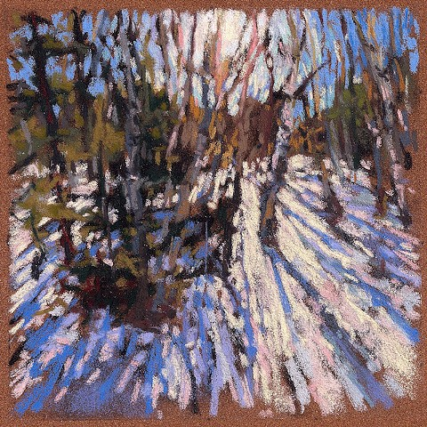 Long Winter Days _6x6