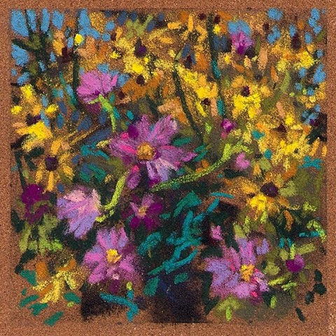 Summer Garden II- SOLD