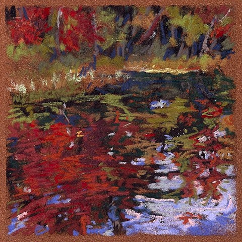 Reflection Riverside _6x6