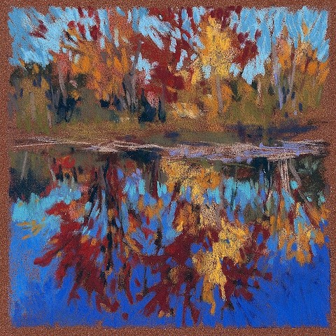 Still Reflection _6x6