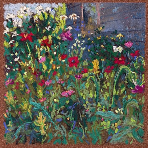 Kitchen Garden _6x6 (SOLD)