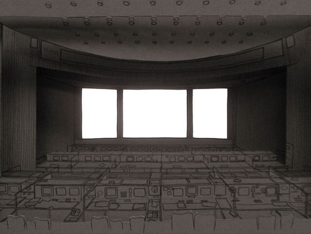 Buran Control Room (video still)
