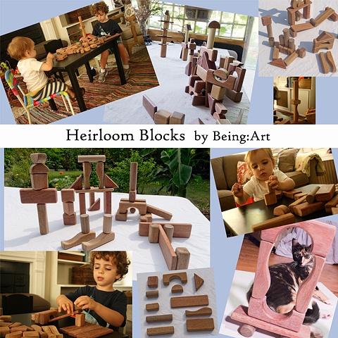 Heirloom Blocks