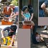 Sanding, Tuning, Testing, Drilling