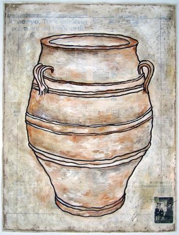 Olive Jar, Family