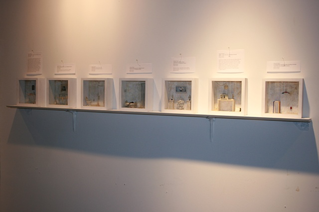 7 Dioramas