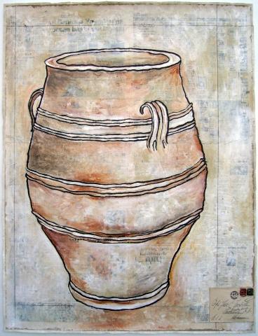 Olive Jar, Mail History