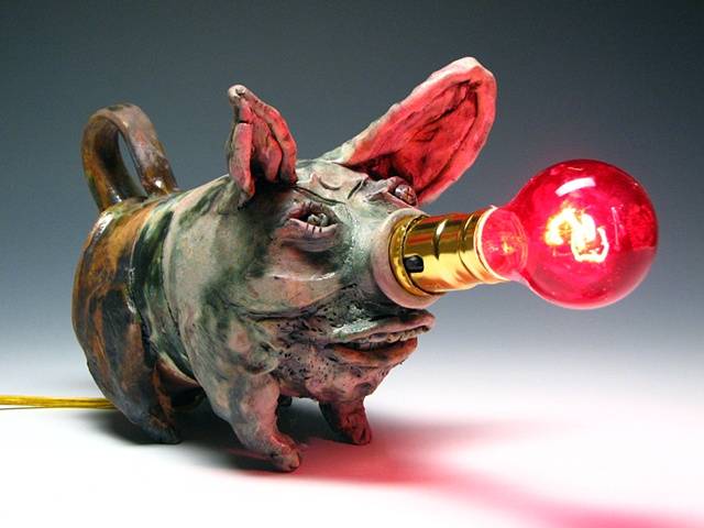 The Piggy Bank:  A Bright Idea
