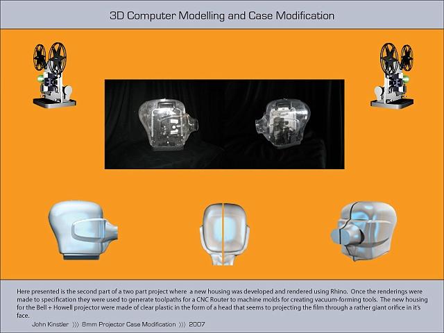 Projector Case Mod
