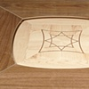 Yantra: coffee/dining table