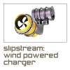 Slipstream: Wind Powered Recharging Console