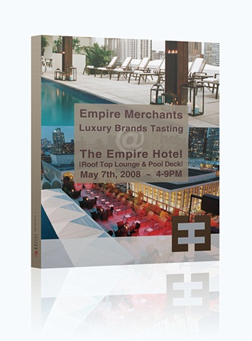 luxury brands tasting book