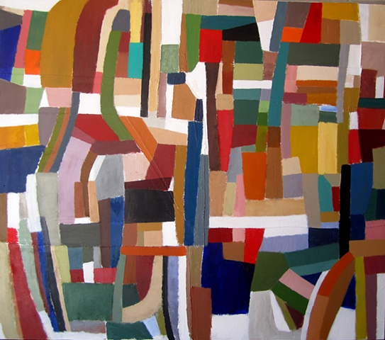 diagonal jazz