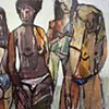 4 or so ladies