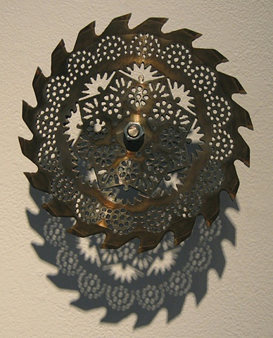 20 Tooth Doily