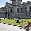 Visiting (Belfast) City Centre Photo Credit: Simon Mills