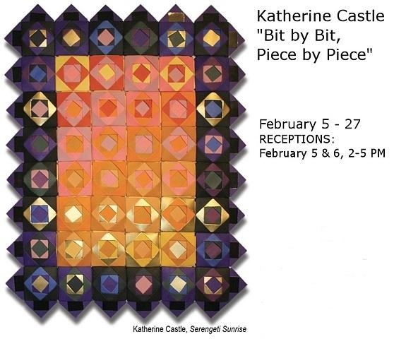 "Katherine Castle, ""Bit by Bit, Piece by Piece"""