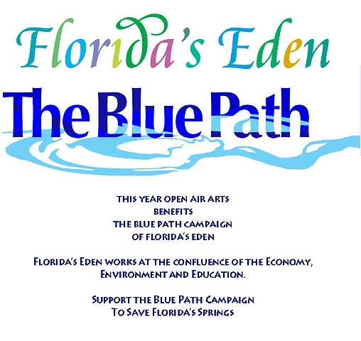 Florida's Eden and The Blue Path
