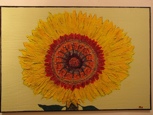 Sunflower 1-