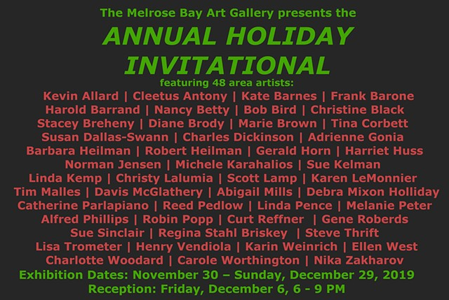 Holiday Invitational 2019