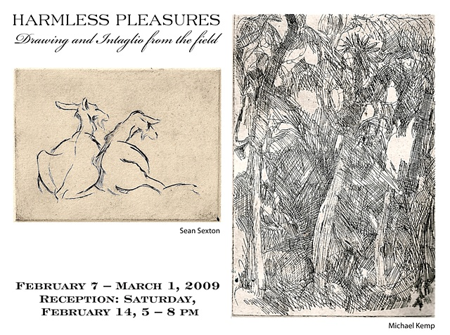 February 2009 - HARMLESS PLEASURES
