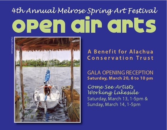 March 2010: Open Air Arts