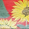 Sunflower Thistles-