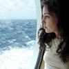 Elliabeth on the Carabbean Sea