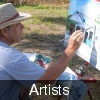 Open Air Arts 2011 - Participating Artists