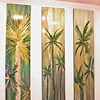 Standing Palms (set of three)