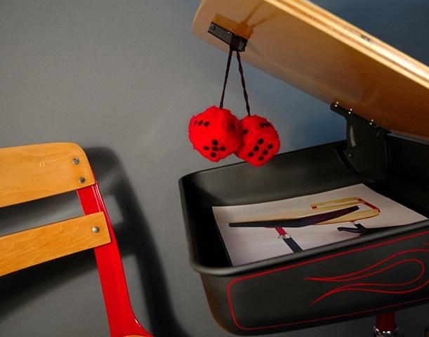 ratrodschooldesk • detail