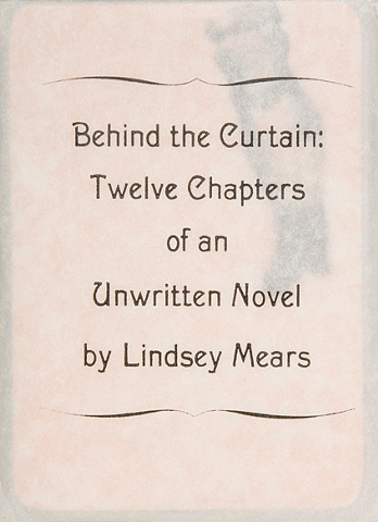 Behind the Curtain: Twelve Chapters of an Unwritten Novel