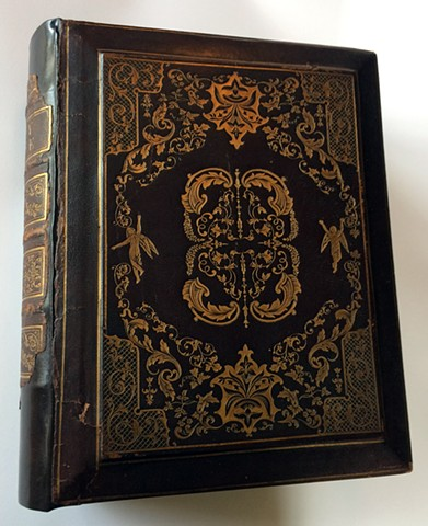 19th c. Bible, Scotland after