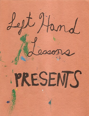 New Left Hand Lessons Published by Infinite Mile!