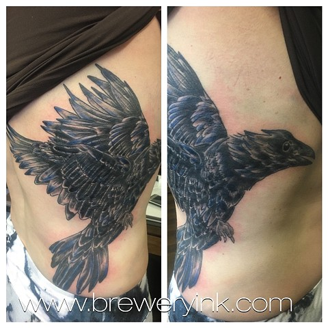 raven cover up