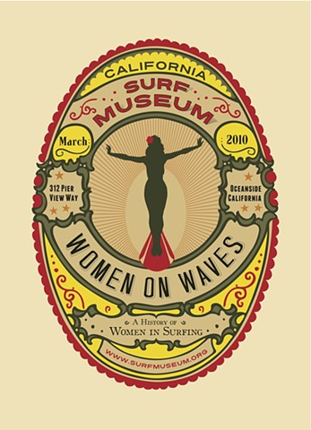 Women On Waves / CA surf Museuem
