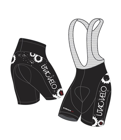Utac Cycling team ALC bibs