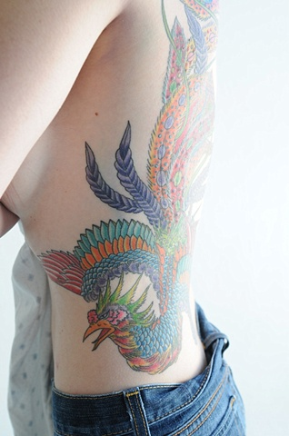 phoenix back color2