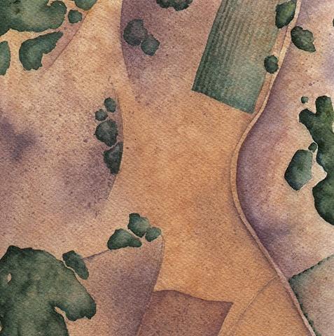 Anderson Valley Aerial #3