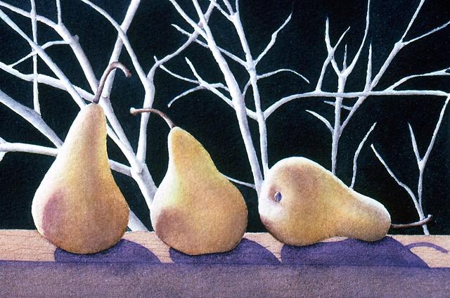 Winter Pears