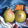 Pears on Patchwork
