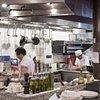 The Open Kitchen of Basta Pasta