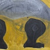 Dinner Guests-Two Men and a Duck (Diptych-Part 1)