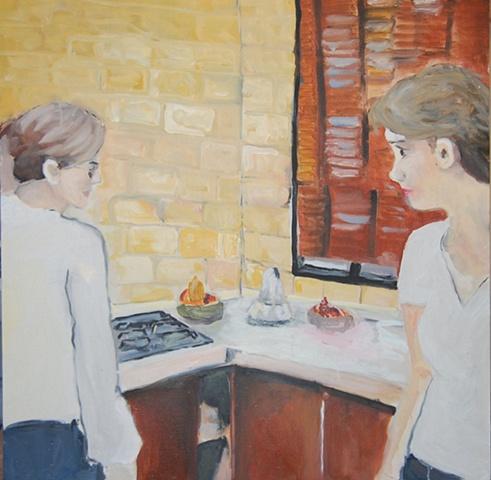 Kitchen (yellow)