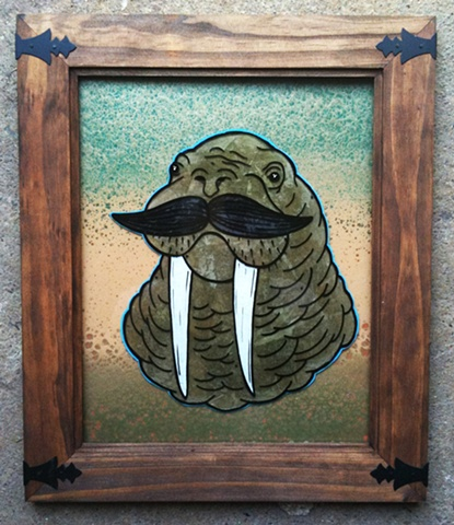Look Gab, A Fancy Walrus