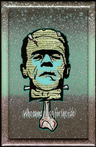 Frankenstein Came Along...
