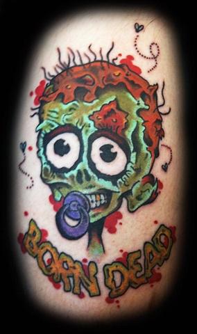 ed roth tattoo