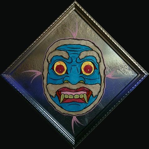 diamond mask 1