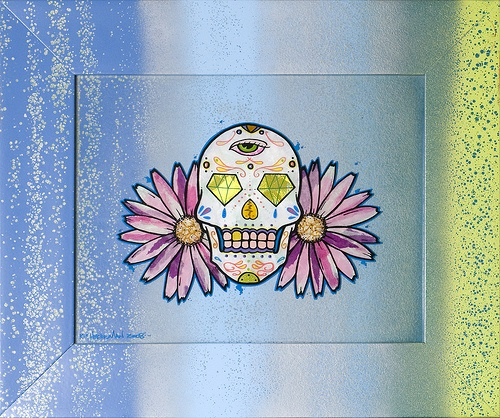 Scott and Gab's Sugar Skull